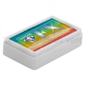 Maquillaje multicolor Morning star Diamond FX 30 gr