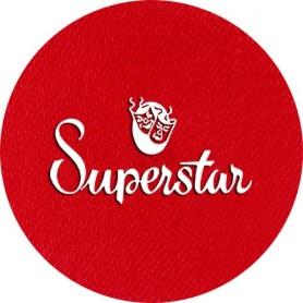 maquillaje artístico roja valentine metálico Superstar