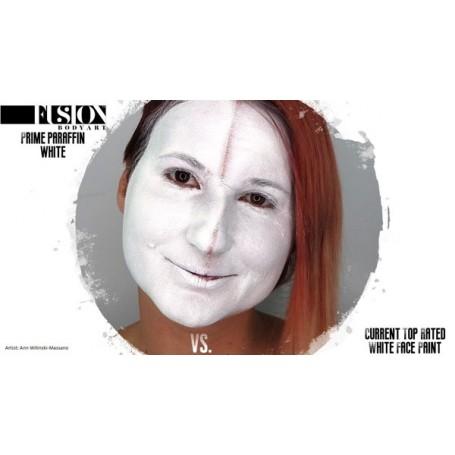Maquillage artistique Fusion blanc paraffine intense
