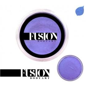 Maquillaje artístico púrpura metálico Fusion