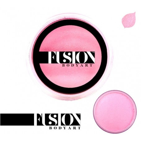 Maquillage artistique Fusion rose métallisé