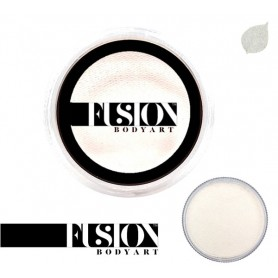 Maquillage artistique Fusion blanc métallisé