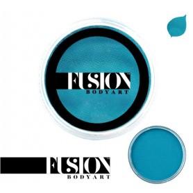 Maquillage artistique Fusion turquoise