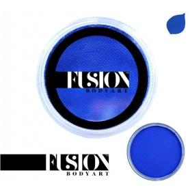 Maquillage artistique Fusion bleu