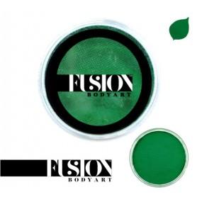 Maquillage artistique Fusion vert