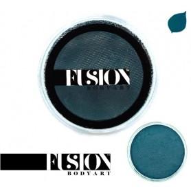 Maquillage artistique Fusion vert foncé