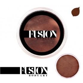 Maquillage artistique Fusion marron