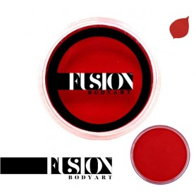 Maquillage artistique Fusion rouge