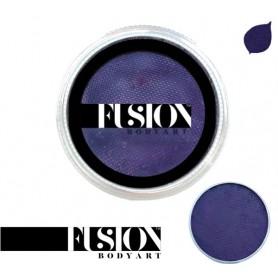 Maquillage artistique Fusion bleu foncé