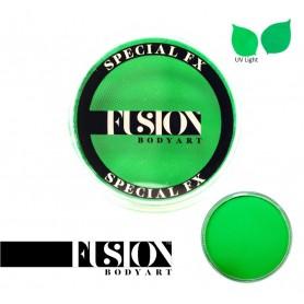Couleur vert néon Fusion