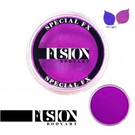 Couleur violet néon Fusion