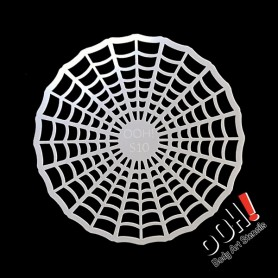 Spiderweb Sphere Ooh ! Stencils