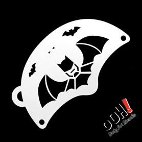 Bat Hero Ooh ! Stencils