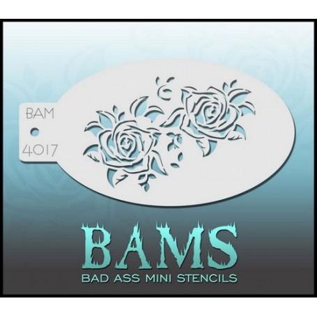 Bad ass stencil 4017
