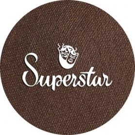 maquillaje artístico marrón oscuro Superstar