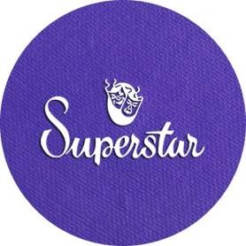 maquillaje artístico púrpura Superstar