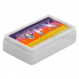Maquillaje multicolor Island Fever Diamond FX 30 gr