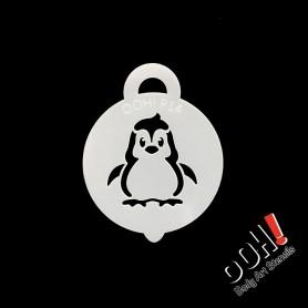 Pochoir Penguin Petite Ooh ! Stencils